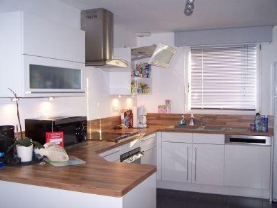 organisation deco cuisine blanc et bois | Interiors, Kitchens and House
