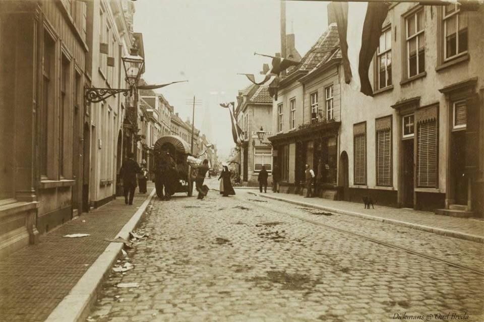 Ginnekenstraat. 1900-1905