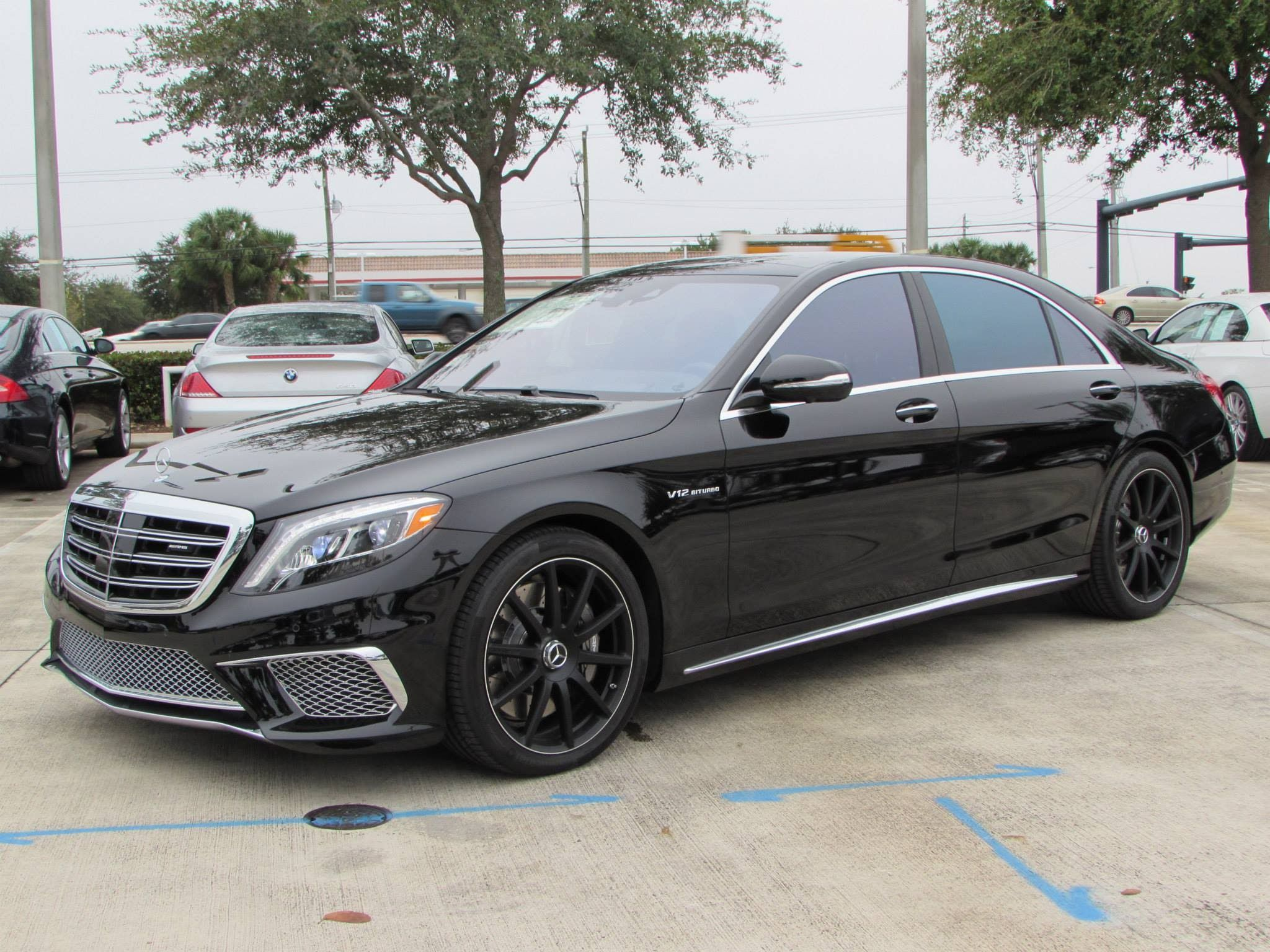 2015 Mercedes Benz S65 Amg V12 Biturbo Start Up Exhaust And In