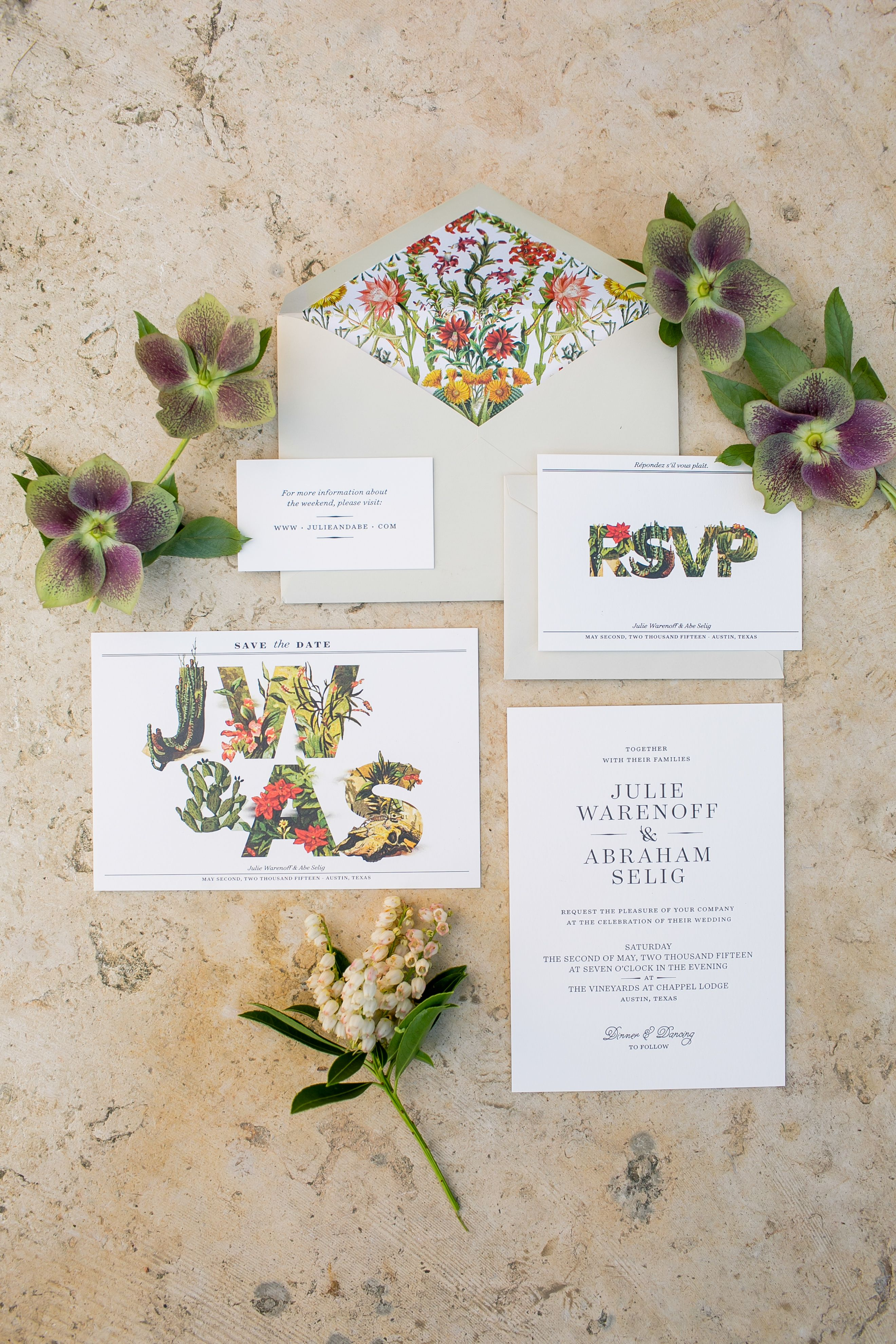 Howto Beautifully Produce an Invitation Package