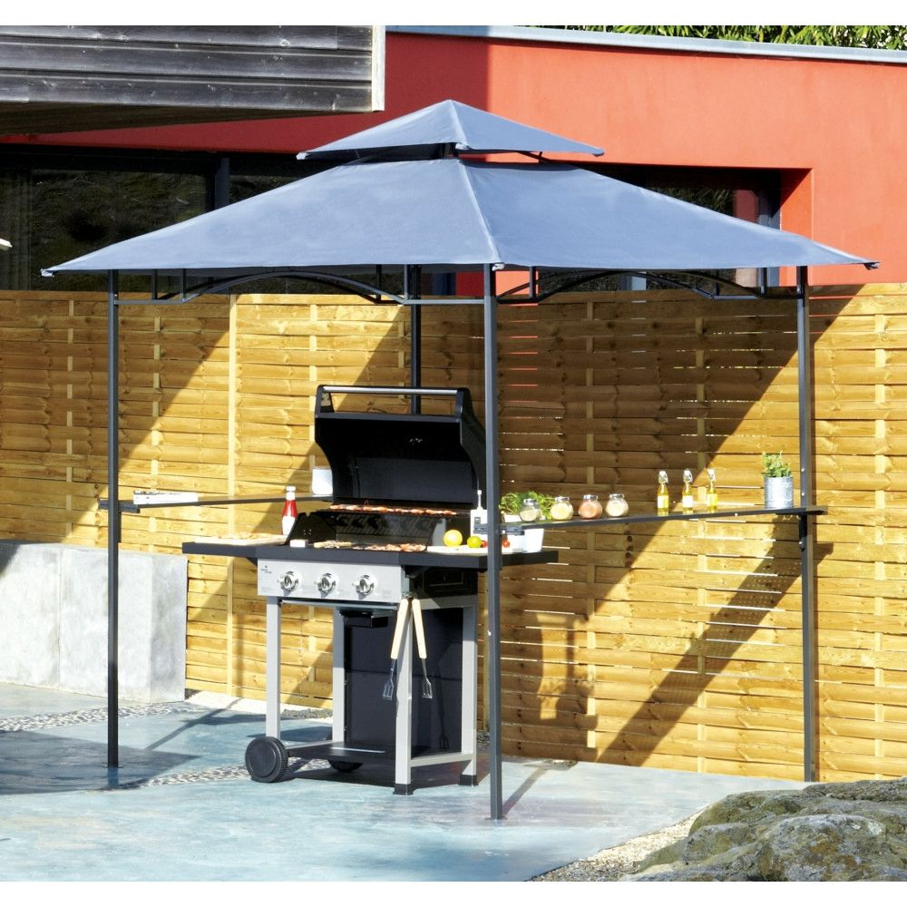 Tonnelle Barbecue Tigoa Tonnelles Bricorama Met Afbeeldingen