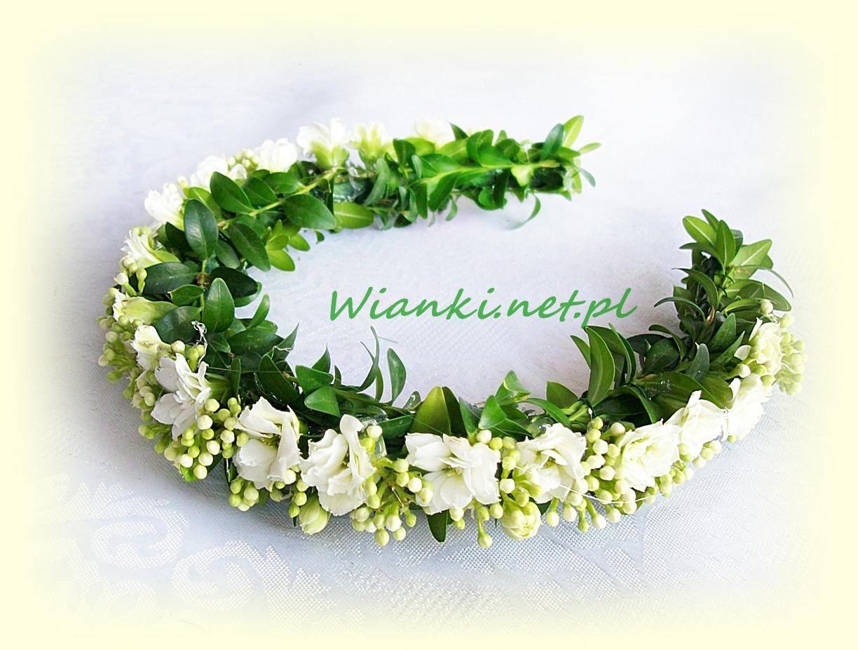 Wianki Komunijne Www Wianki Net Pl Bridal Wedding Dresses My Wedding Flower Crown