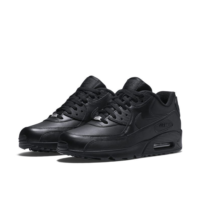 Nike Air Max 90 Leather Men's Shoe in 2020 | Air max 90