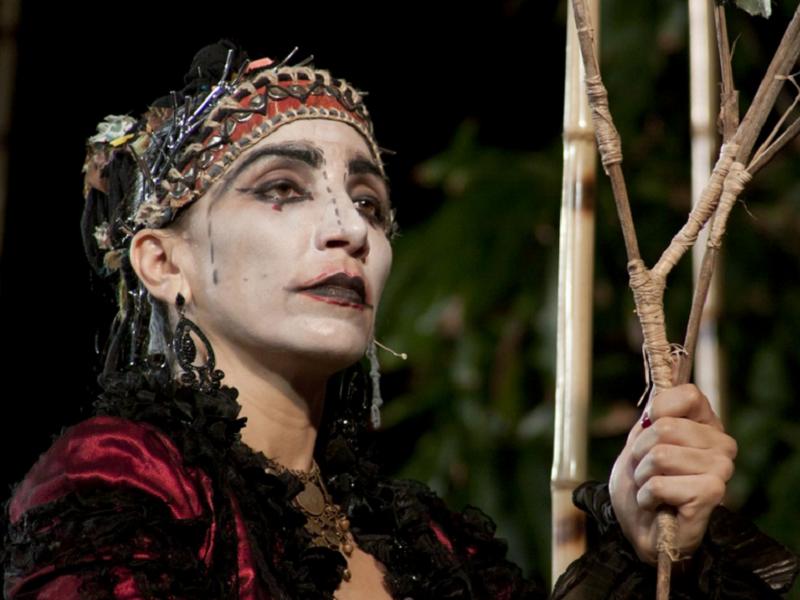 """A peça """"Sua Incelença, Ricardo III"""", Grupo Clowns de Shakespeare, compara a Inglaterra elisabetana de William Shakespeare ao nordeste brasileiro. O espetáculo é apresentado na quarta-feira, dia 7. Saiba mais:"""