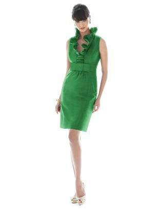 Love green. Need a warm colour. Great length. May not work