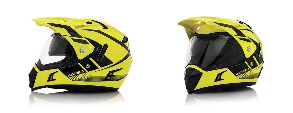 107ac064b Cascos de moto color amarillo   cascos   Cascos de moto, Cascos y Motos