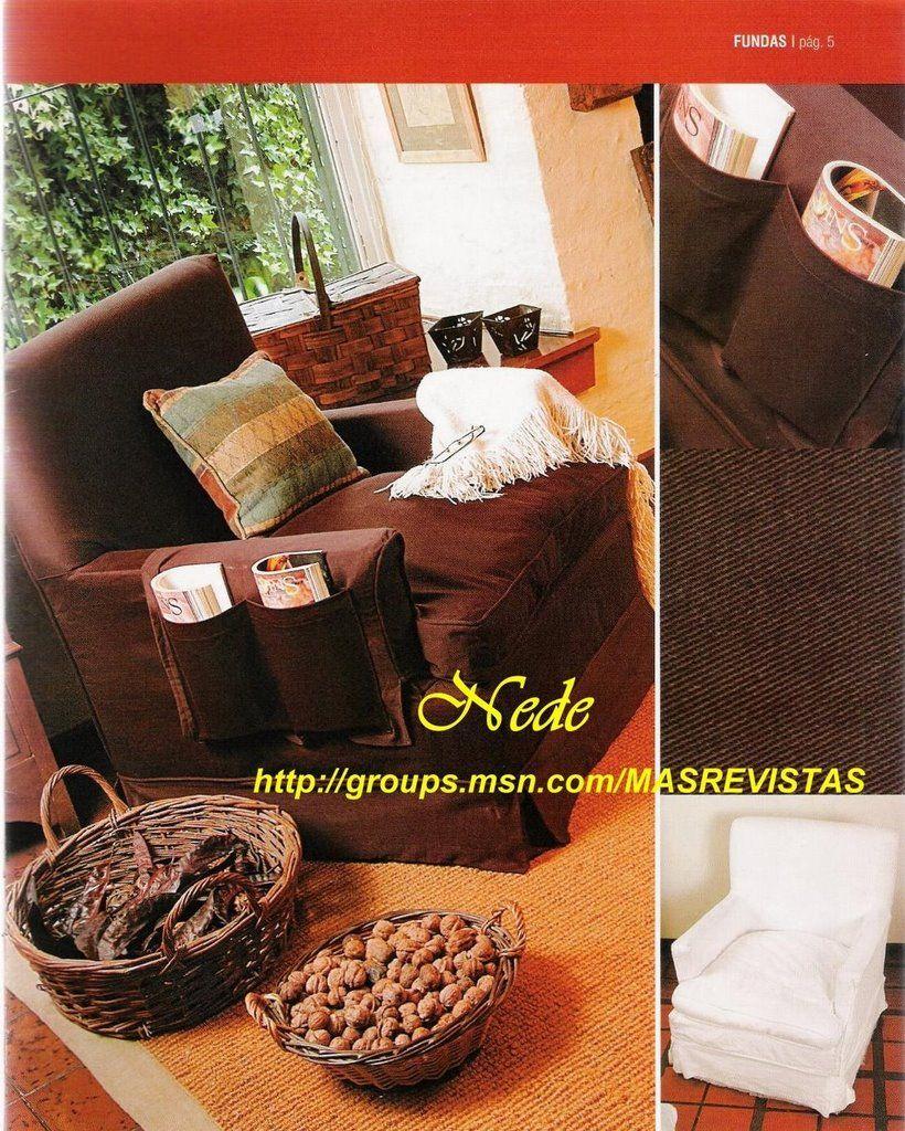 Como hacer fundas para sillones las quiero muebles fundas para sillas fundas y fundas para - Como hacer fundas de sofa paso a paso ...