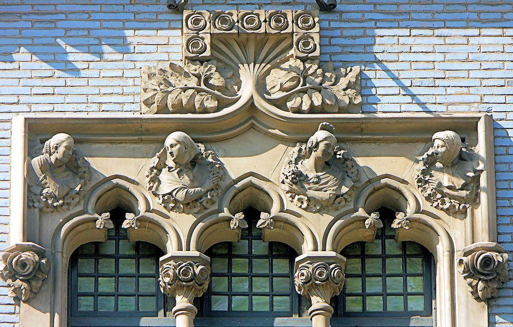Barcelona - Gran Via 477 16 | Casa de la Lactancia