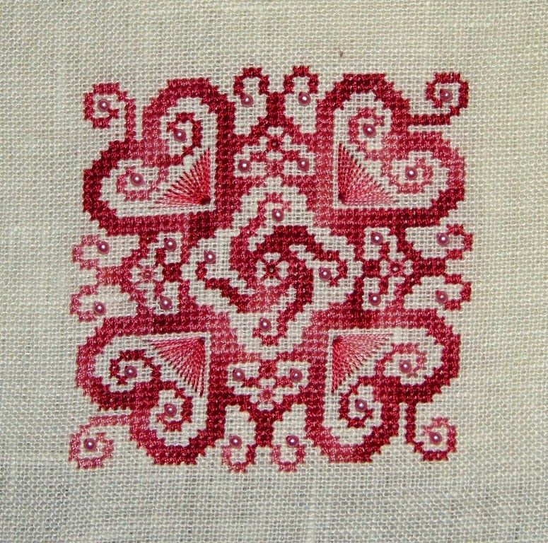 Northern Expressions Needlework - free chart