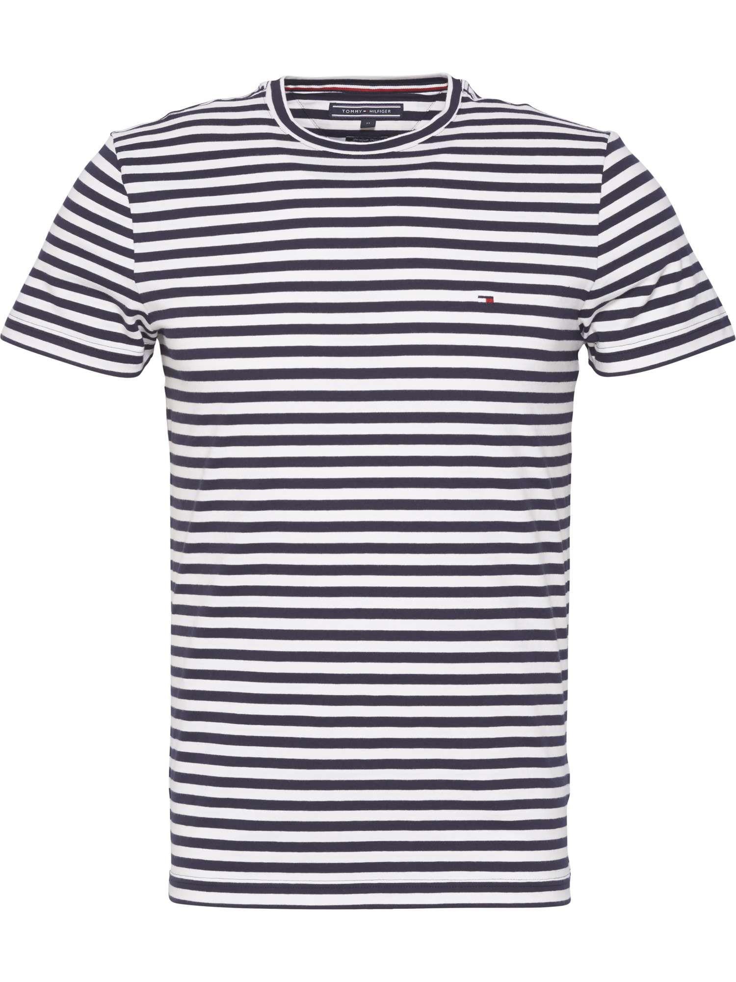 57f0a990 Tommy Hilfiger Nautical Stripe T-shirt - House of Fraser   T E E ...