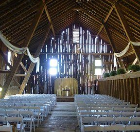 The Barn At The Meadows Great Wedding Venue In Ohio