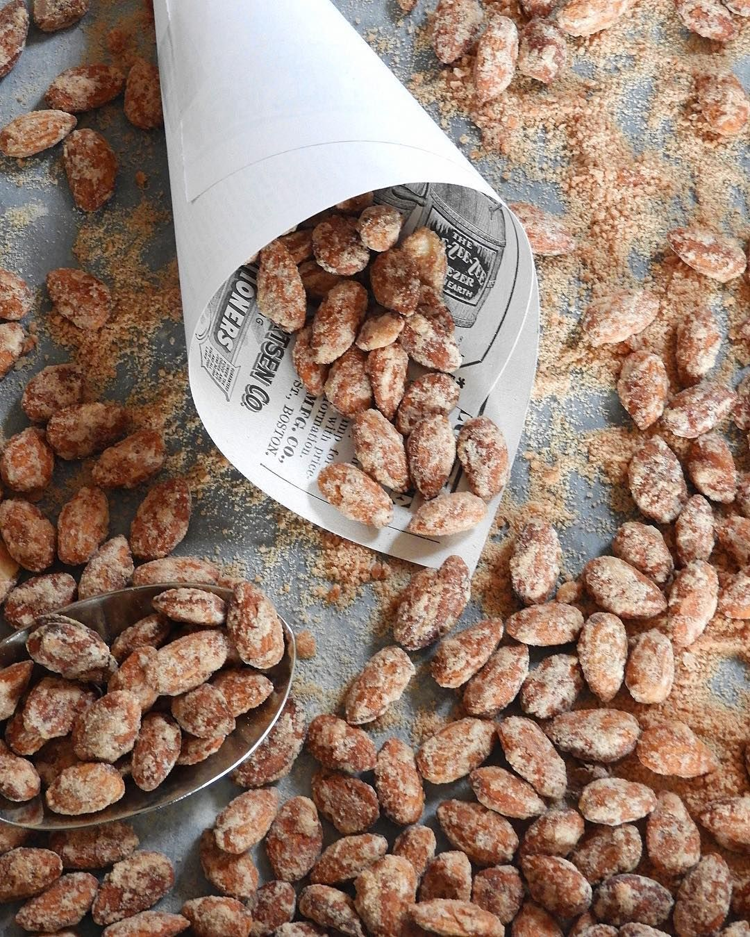 Photo of It's so easy to make roasted almonds in the microwave! | desired.de