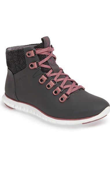 7c1b0066467 Cole Haan  2.ZEROGRAND  Waterproof Hiking Boot (Women) available at   Nordstrom