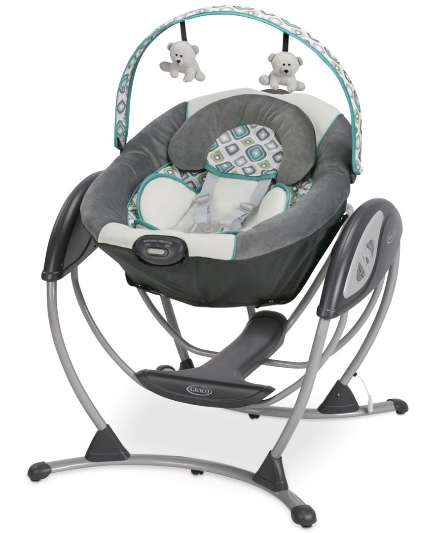 Baby Swinging Glider Lxp Affini Chair Baby Gear Baby
