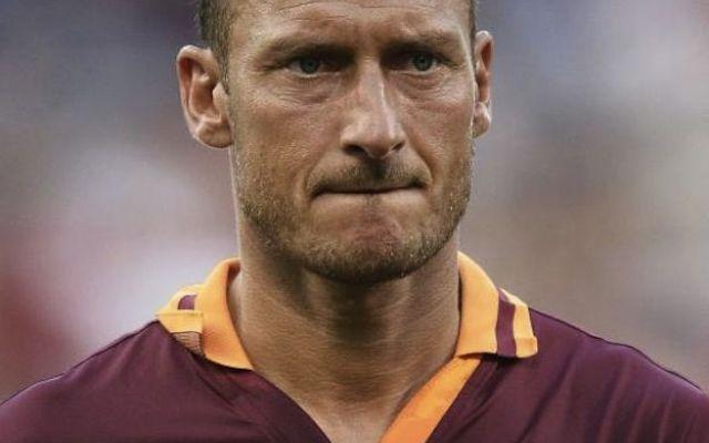 """Totti carica i romanisti: """"Questa Roma è da scudetto"""" #francescototti #roma #sport"""