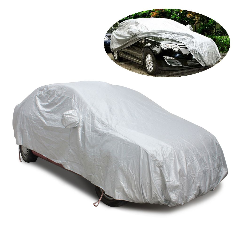 Car Covers For Sedan Anti Uv Protection Case On Car Automobile Snow Shield Car Styling Cover Sun Shade Car Covers Car Covers Waterproof Car