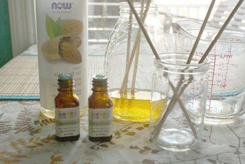 Diy Fragrance Sticks Made With Essential Oils Diy Fragrance