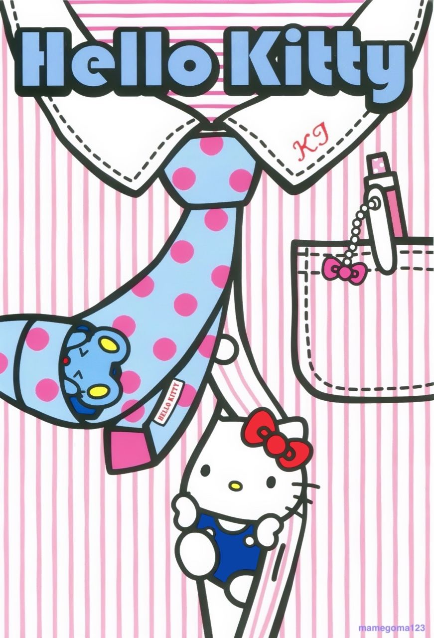 Pin by 雪萍 李 on Hello Kitty Hello kitty coloring, Hello
