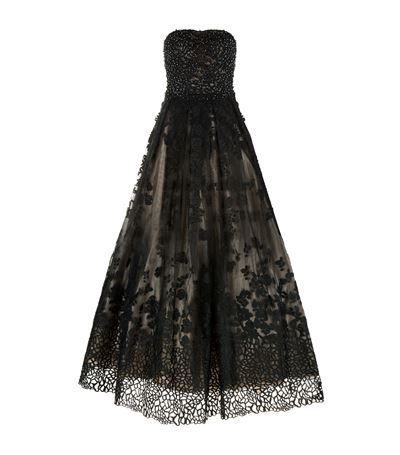 Jovani Lace Ball Gown available to buy at Harrods.com. Shop designer womenswear online and earn rewards points.
