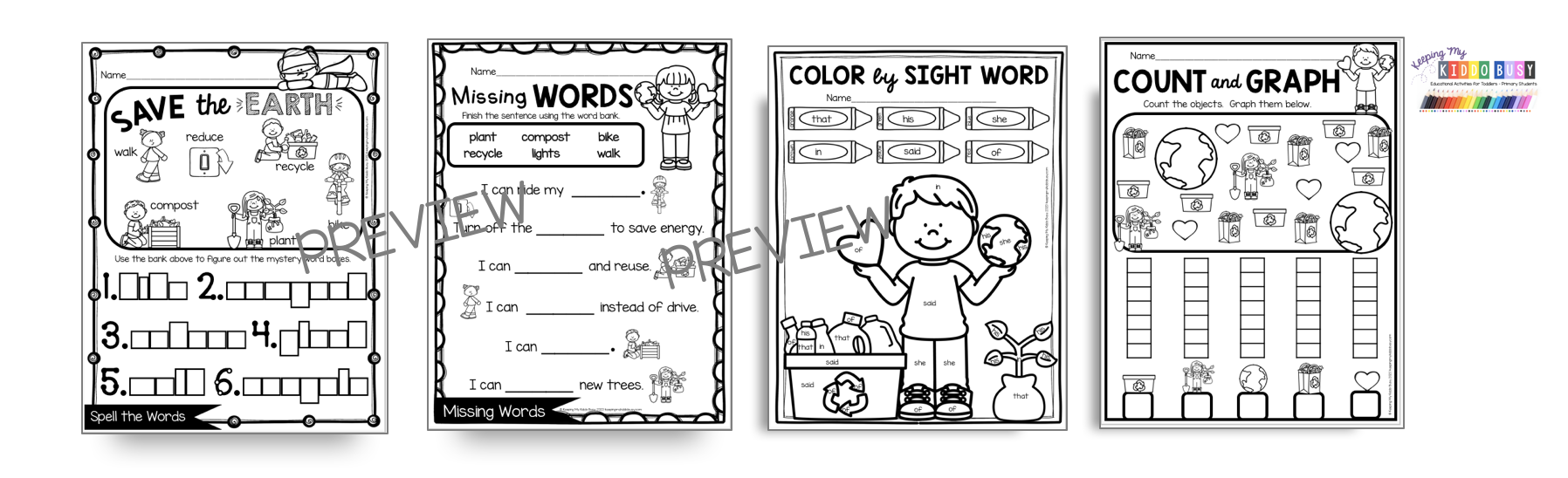 All About Planet Earth Free Activities Keeping My Kiddo Busy Earth Activities Earth Day Worksheets Free Activities [ 548 x 1796 Pixel ]