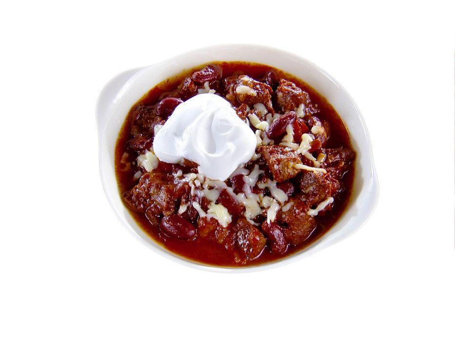 Smoky meaty chili recipe giada de laurentiis chili recipes smoky meaty chili chili recipesrestaurant recipesfood networkgiada forumfinder Image collections