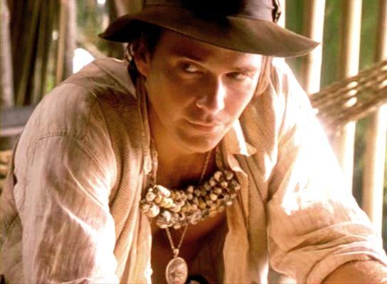 Sean Patrick Flanery Photo Omg Sean Patrick Flanery Indiana Jones Films Indiana Jones
