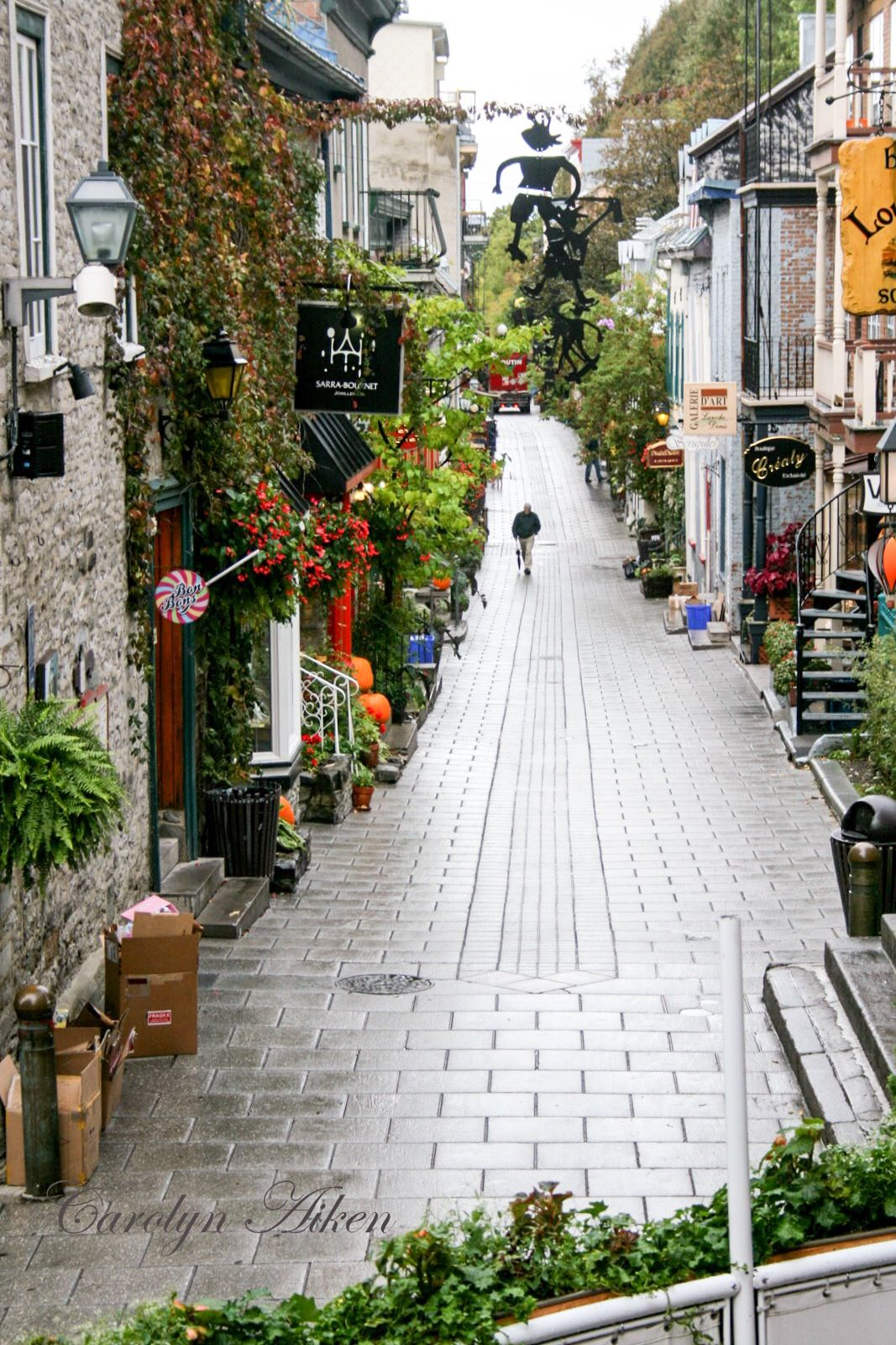 Beautiful Old Quebec City Beau Vieux Quebec By Carol Aiken Old Quebec Quebec City Beautiful Places