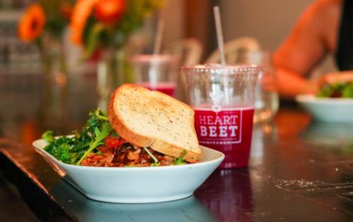 Best restaurants with vegan options nj
