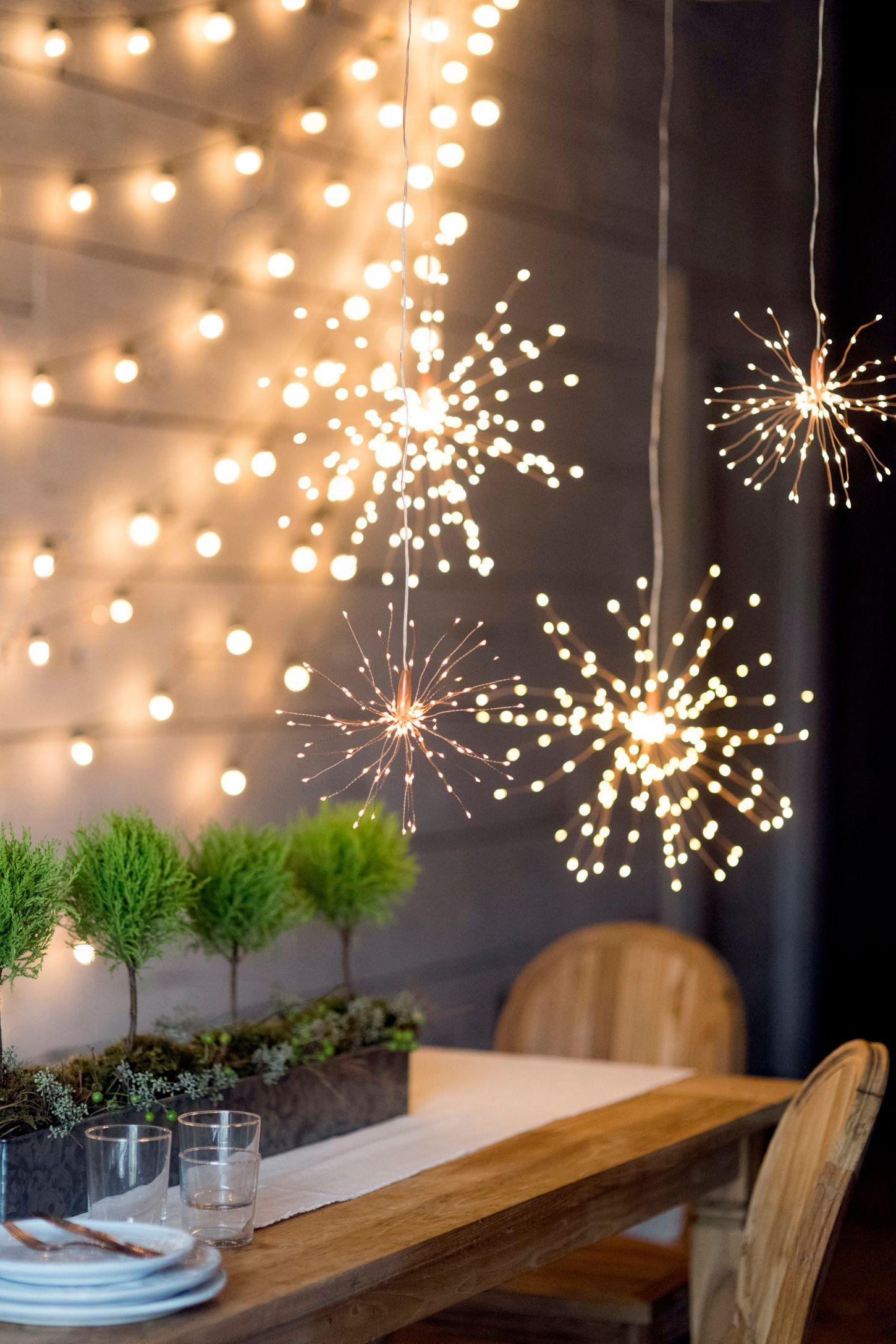 Stargazer Northstar Pendant Light Christmas Lights Decor