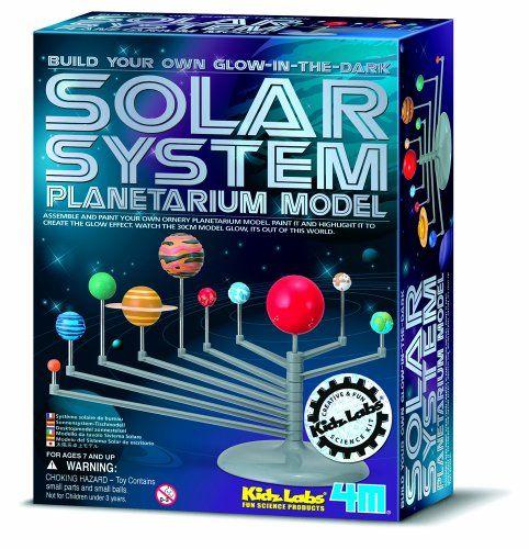 Planetarium système solaire