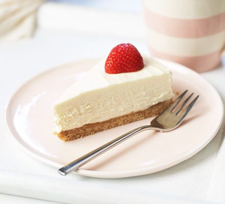 Make a simple, creamy dessert for a dinner party with very ...