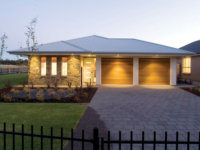 Hickinbotham Elevation Options: Beckwith. Visit www.localbuilders.com.au/builders_south_australia.htm to find your ideal home design in South Australia
