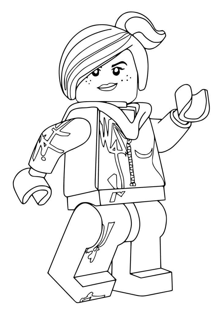 lego movie coloring pages  best coloring pages for kids