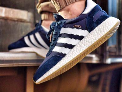 Adidas Iniki Runner Boost Collegiate Navy 2017 (by