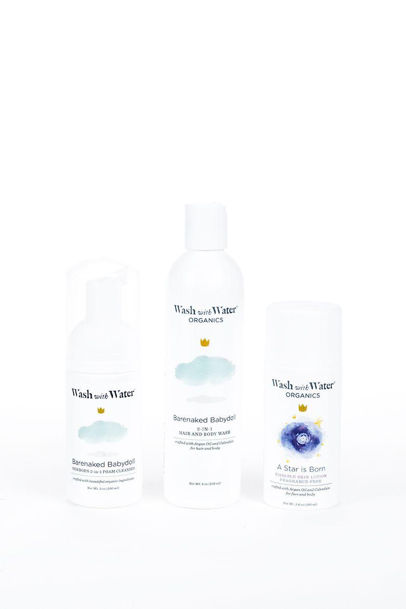 Baby Eczema Bundle Wash With Water Eczema Baby Eczema Cream Plant Based Skincare