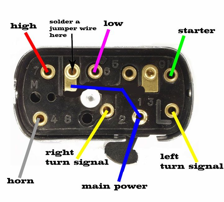 74f47208082316025edfea5c65f38170 switch back wiring jpg vespami pinterest vespa, vespa 200 vespa vbb wiring diagram at gsmportal.co