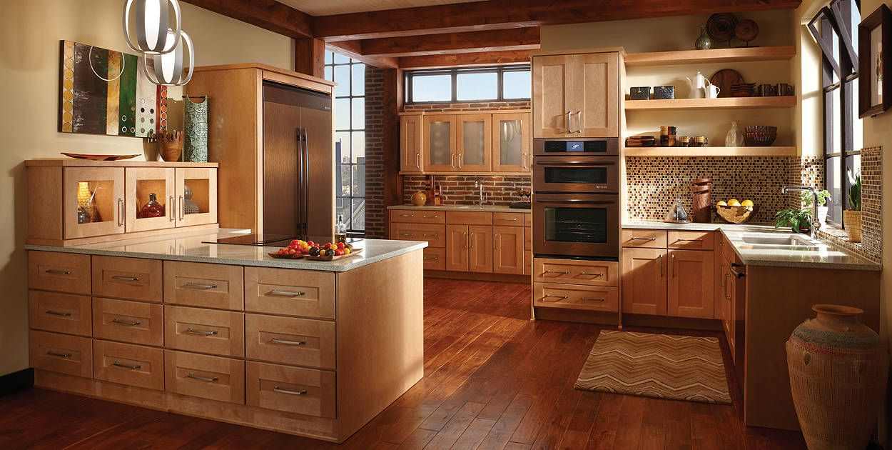Yorktowne Cabinetry Medallion Cabinets Kitchen Cabinets Cabinet