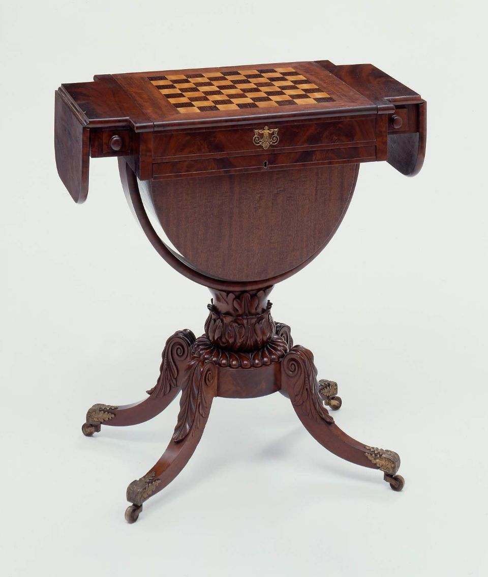 1800s American Empire Furniture