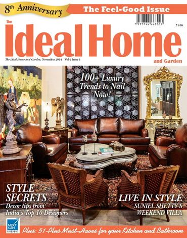 Get Your Digital Copy Of The Ideal Home And Garden India Magazine November  Issue On Magzter