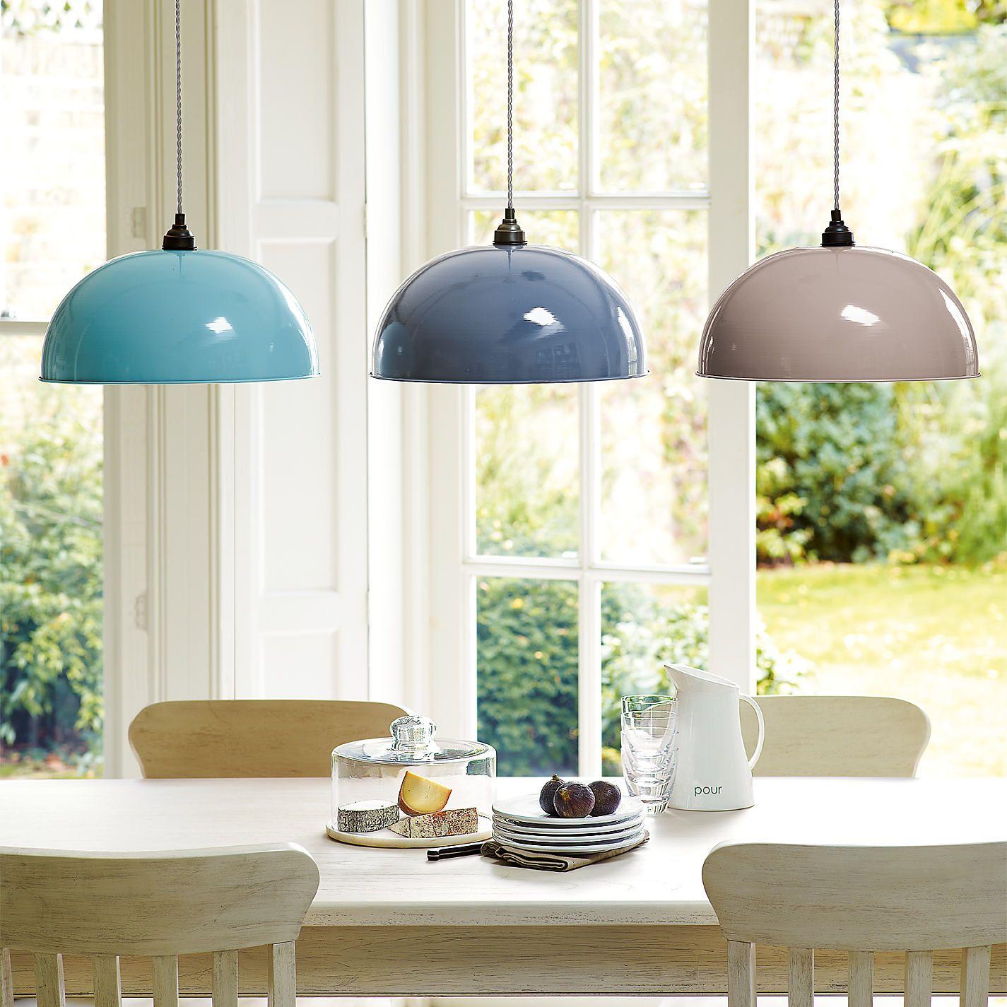 John Lewis & Partners Plymouth Pendant, Taupe  Lounge lighting