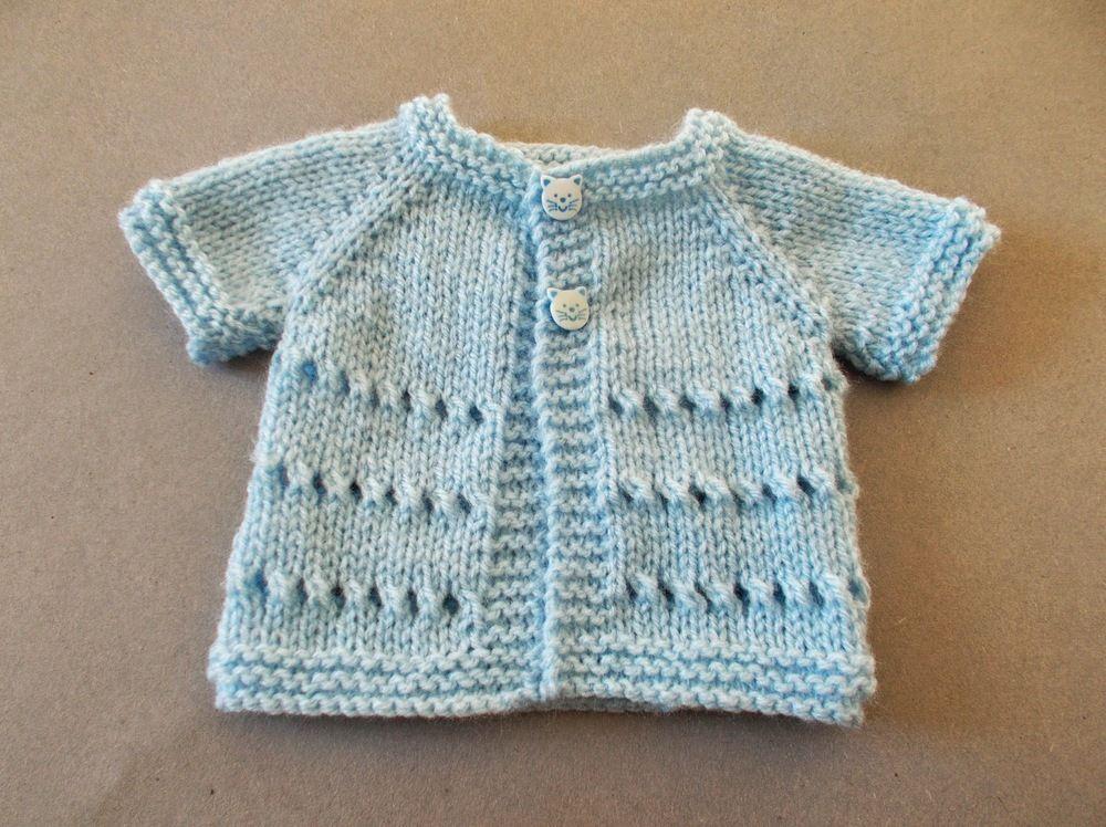 Favorite Preemie Baby Cardigan   Pinterest   Preemie babies ...