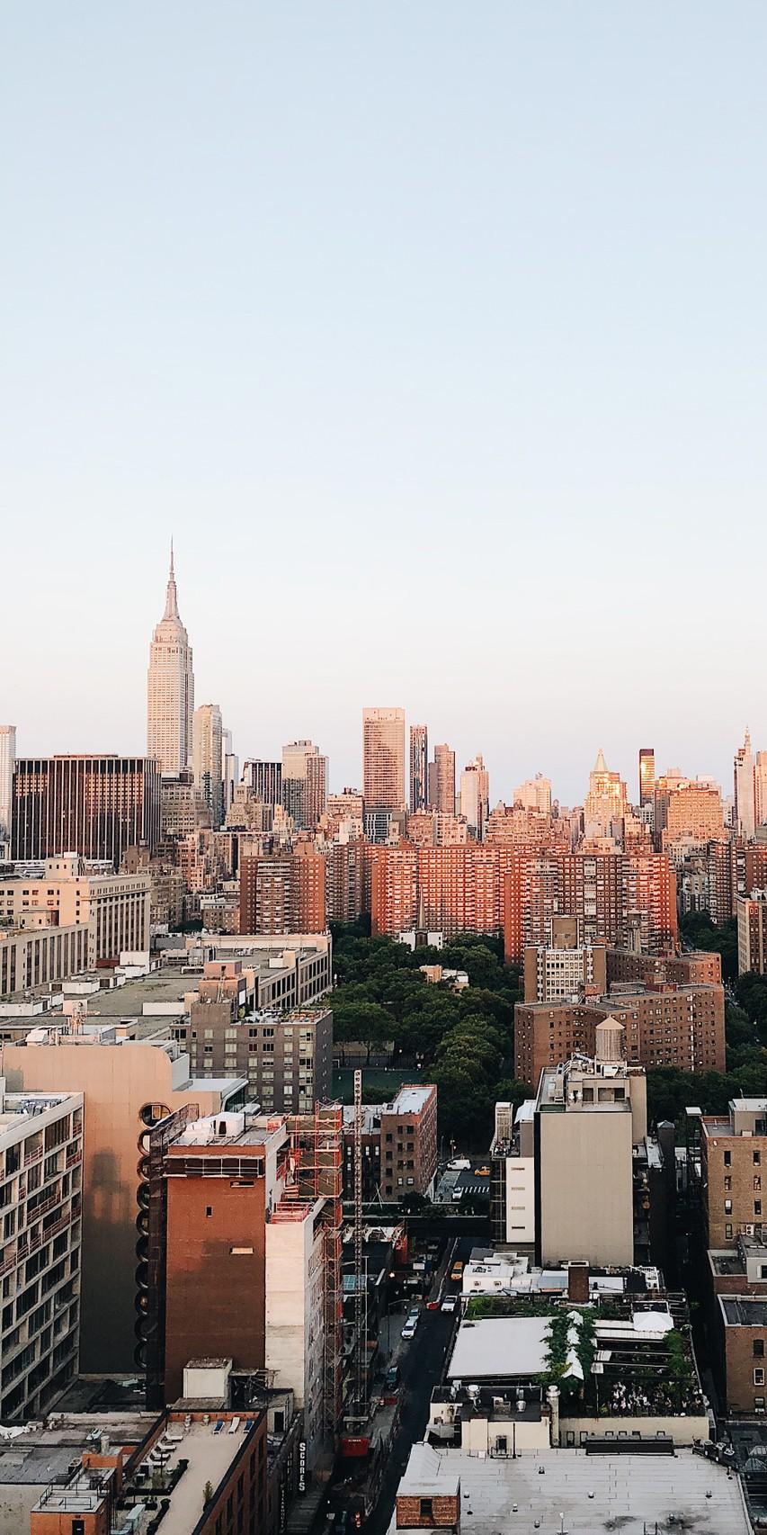New York Usa City Aesthetic City Wallpaper City Photography