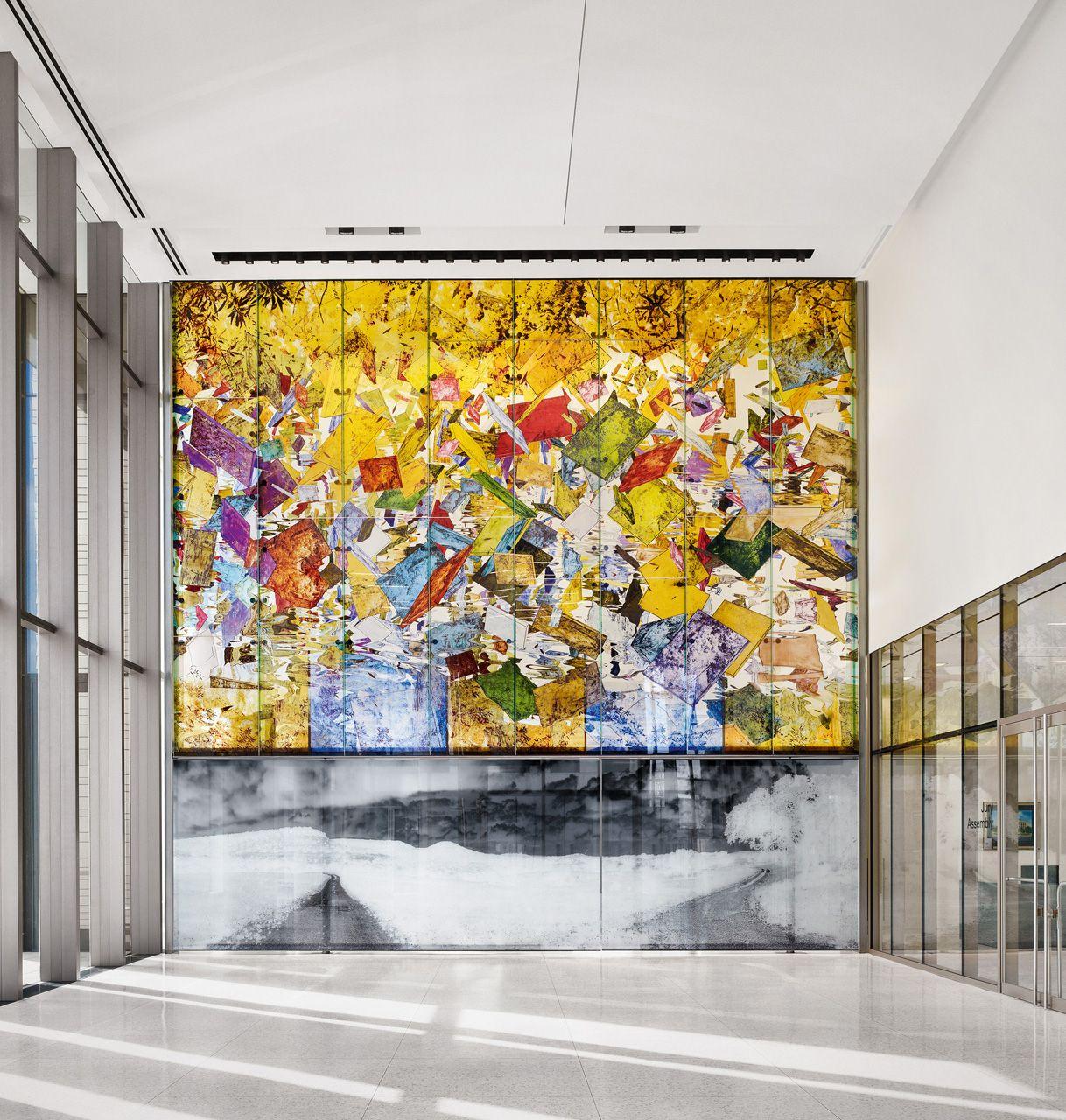 Funky Austin Wall Art Motif - Art & Wall Decor - hecatalog.info