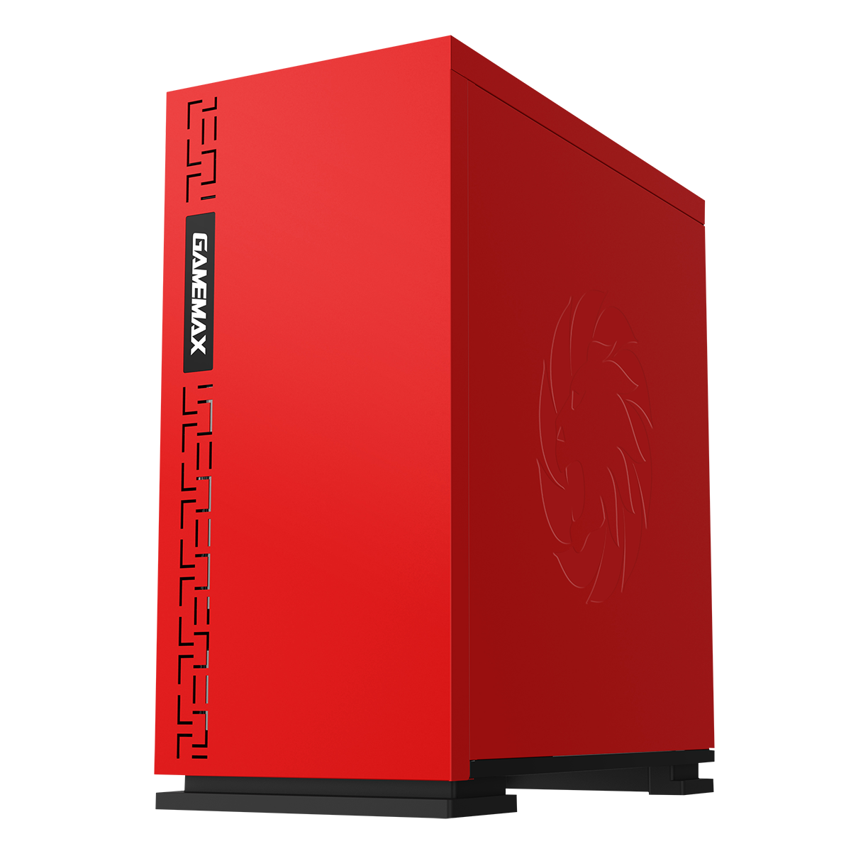 Game Max Expedition Microatx Red Gaming Case Spot On Computer Pc