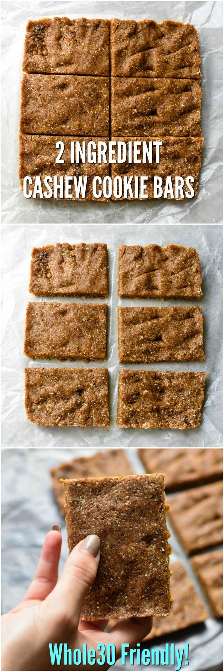 how to make larabar cashew cookie