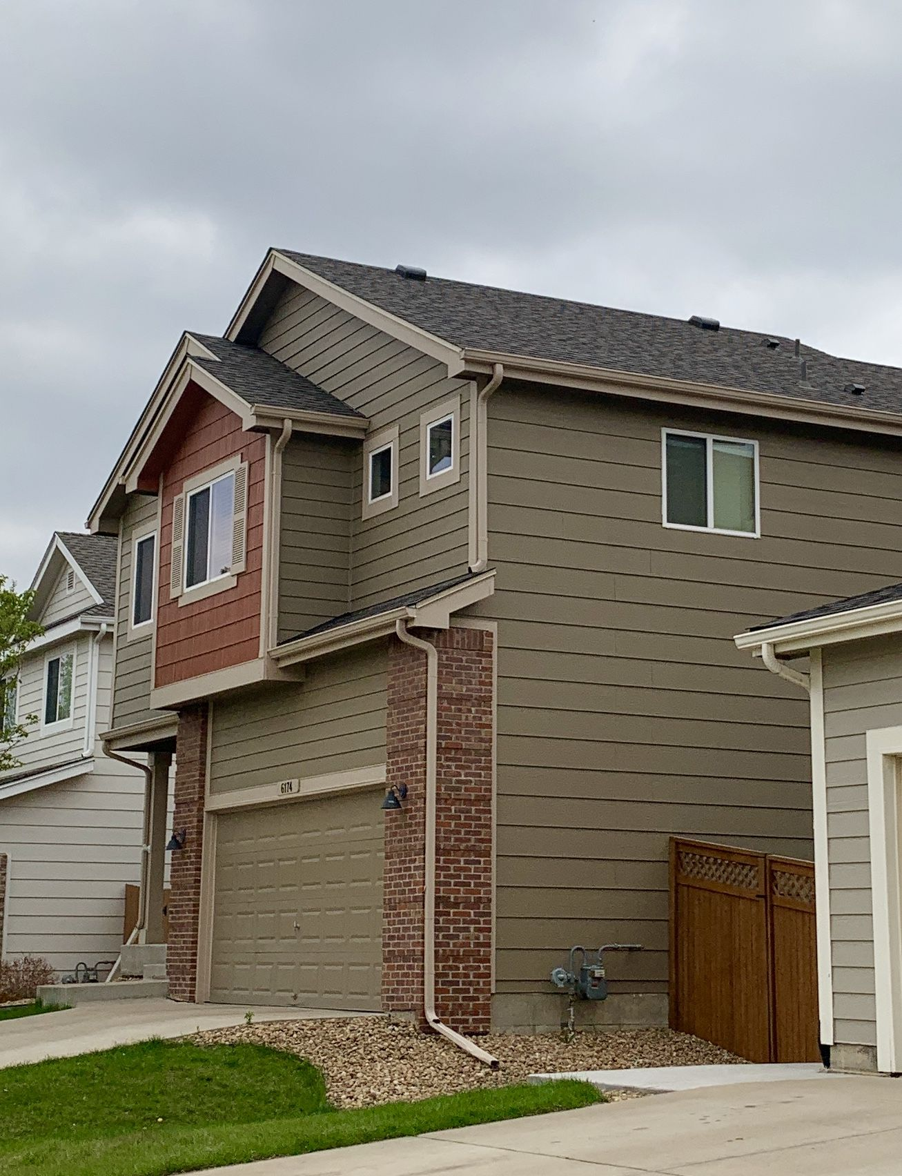 Weathered Wood Architectural Shingles Architectural Shingles Roof Residential Roofing