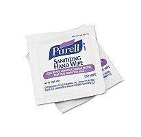 Amazon Com Purell Sanitizing Hand Wipes Individually Wrapped 100