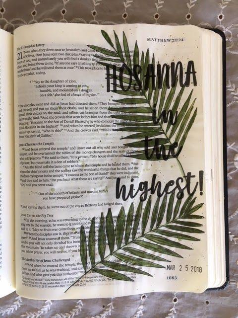 Hosanna in the Highest!