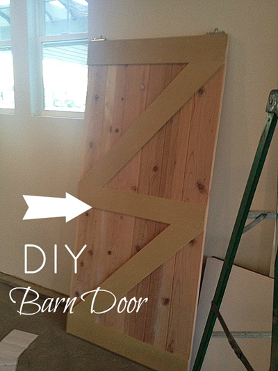 DIY blogger house: the final countdown | Laundry mud room | Diy barn
