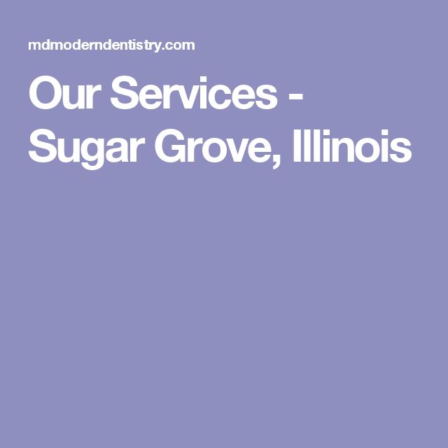 Our Services - Sugar Grove, Illinois